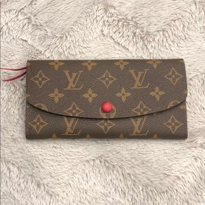 Louis Vuitton Emilie Monogram Wallet